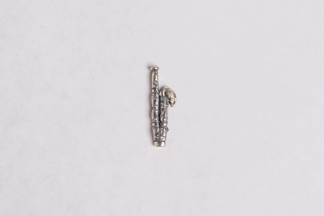Bassoon Pin/Tie Tac