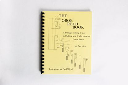 "Book - ""Oboe Reed Book,"" By Jay Light"
