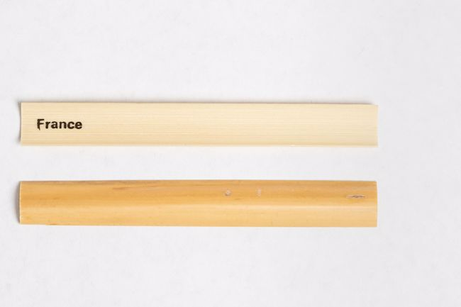 Oboe Cane - French Gouged - Bundle Of 10 Pieces