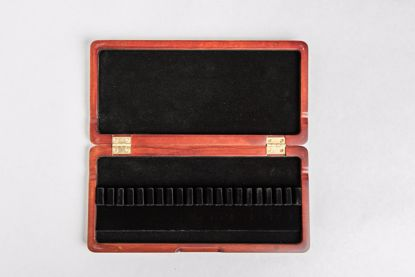 Wood Oboe Reed Case For 20