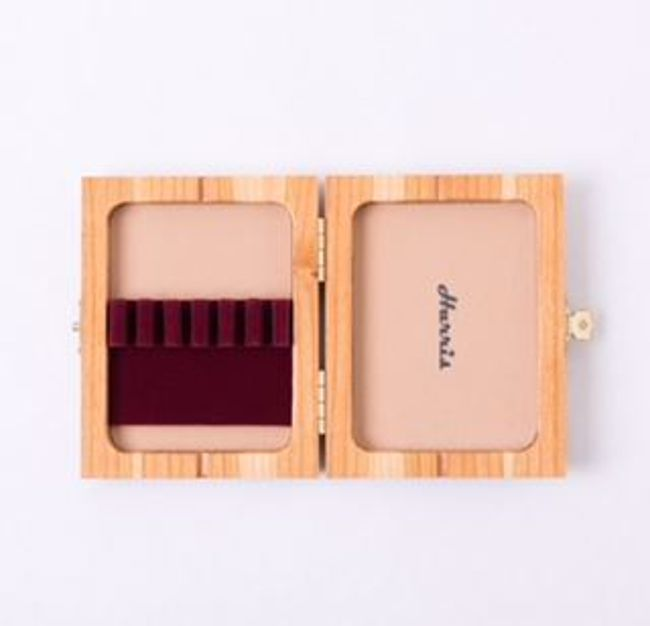 Picture of Wood Reed Case for 6
